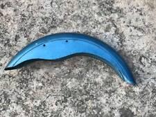 DUCATI 2 STROKE 48 SPORT (FOLCON IN NORTH AMERICA)  FRONT FENDER BLUE NOS B