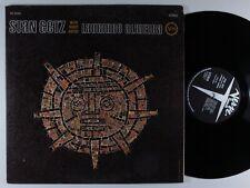 STAN GETZ/LAURINDO ALMEIDA Self Titled VERVE V6-8665 LP VG+ gatefold ~