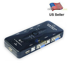 KVM Switch Box