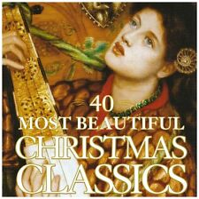 Dawn Upshaw - 40 Most Beautiful Christmas Classics [CD]