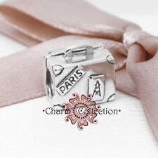 Pandora, S925 Suitcase Journey Bracelet Charm, NEW, 790362