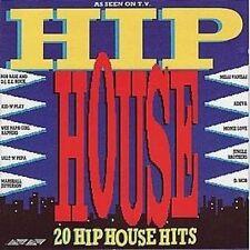 Hip House (1989) rob base/DJ e.z. rock, Milli vanilli, Adeva, gurale Love,... [LP]