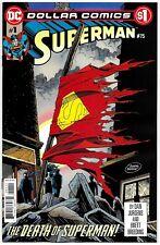DOLLAR COMICS SUPERMAN #75, DC Comics (2019)