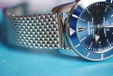 extra kräftiges Milanaise Uhrband 22mm  von Staib Made in Germany