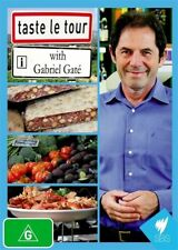 Taste Le Tour 2011 With Gabriel Gate (DVD, 2011) NEW Free Shipping