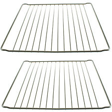 2 x UNIVERSAL Cooker Oven Shelves Wire Shelf Rack Grill Racks Spare Oven Trays