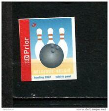 Belgique 3604b MNH 2007. Sport. Bowling.