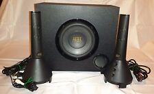 Altec Lansing Octane 7 VS4621 Computer Speakers - Great Condition!