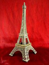 wunderschönes Modell Eiffelturm Paris France 30 cm Metall Souvenir