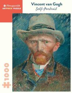 Vincent Van Gogh: Self-Portrait 1000 Piece - Jigsaw Puzzle