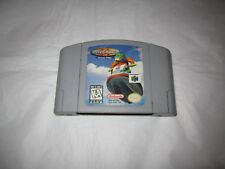 Nintendo 64 Wave Race Video Game Cartridge Only Cleaned Tested N64 1996