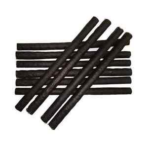 "Woodfold Farm 10"" Black Pudding Sticks, Quality British Made Dog Treats"
