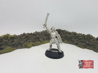 Uruk hai Captain - Isengard Metal Lord of the Rings Warhammer Middle Earth