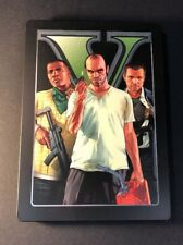 Grand Theft Auto V [ GTA 5 / Special Edition STEELBOOK ] (XBOX 360) USED