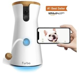Furbo Treat Tossing HD Dog Camera