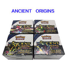 324pcs/36packs Pokemon Ancient Origins TCG Cards Booster Box Collection Kid Gift
