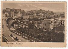 POZZUOLI ITALY Italia PC Postcard NAPLES Napoli CAMPANIA Italian PANORAMA Homes