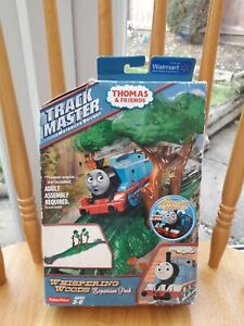 THOMAS & FRIENDS TRACK MASTER WHISPERING WOODS EXPANSION PACK - NEW