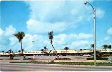 Old Photo. West Palm Beach, Florida. Palm Coast Shopping Center - Woolworths