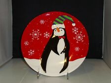 """BRAND NEW St. Nicholas Square """"Jolly"""" 9"""" Plate ***MAKE ME AN OFFER***"""