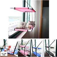 Cat Hammock Bed Window Wall Mounted Cat Shelf Beds US Ships