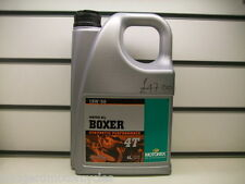MOTOREX 15W150 BMW BOXER SYNTHETIC ENGINE OIL 4 LITRE