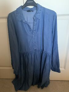 Vera Moda Ladies Denim Dress Size M