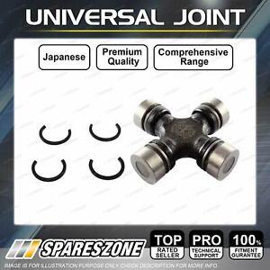 1 x Front JP Universal Joint for Daihatsu Feroza F300 F310 HiJet S75 85 S76 86