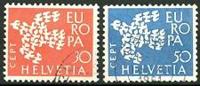 SWITZERLAND - SVIZZERA - 1961 - Europa -
