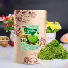 100g японский порошок матча натуральный органический зеленый чай для похудения чай здоровый напиток