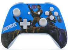 """FORTNITE EDITION"" Xbox One S / X Rapid Fire Modded Controller ALL GAMES"