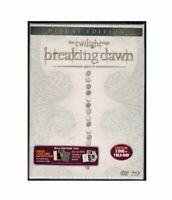 Breaking Dawn Part 1 The Twilight Saga Deluxe Edition DVD Blu-Ray