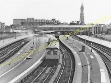 Blackpool North Railway Station Photo. London Midland & Scottish Railway. (1)
