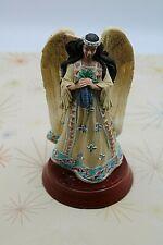 "Roman Inc Marjorie Sarnat ""Aquene"" Native American Style Angel Figurine 1995"