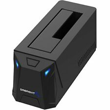 "Sabrent USB 3.0 to SATA External Hard Drive Docking Station for 2.5"" or 3.5""' HD"