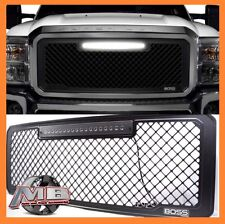 Putco 270531BL Boss LED Lightbar Grille Black Fits 2011-2016 Super Duty *NEW