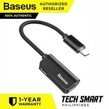 Baseus Lightning Male to Double Lightning Female Listen and Charge for iPhone