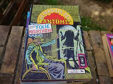 LE MANOIR DES FANTOMES n° 18 FOLIE MEURTRIERE comme neuf,  ARTIMA 1981