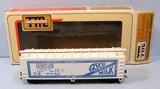 Train-Miniature HO ASCO Milk 40' Double-Sheathed Refrigerator Car 2377