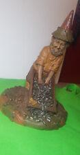 Tom Clark Gnome Hitch 1987 Signed #58 Rare gnomes home decor