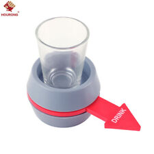 SPIN THE SHOT SPINNER FUN ADULT DRINKING GAME AFTER DINNER PARTY INCLUDES GLASS