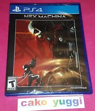 NEX MACHINA SONY PS4 LIMITED RUN #90 REGION FREE  4500 EX NEUF