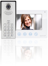 ESP APERTA COLOUR VIDEO DOOR ENTRY SYSTEM WITH KEYPAD - IN STOCK!!!!