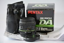 [Excellent+++++] SMC PENTAX-DA 35mm F2.8 Macro Limited K Mount from Japan P364