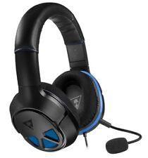 Turtle Beach Ear Force Recon 150 Gaming Headset (Schwarz) für Pcs und Sony