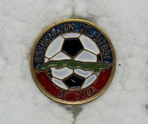 Football Association of Cuba badge