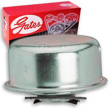 Gates Oil Crankcase Breather Cap for 1965-1967 Ford Galaxie 6.4L V8 3.9L L6 mg