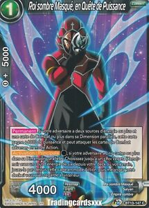Dragon Ball Super - Roi sombre Masqué, en Quête de Puissance : C BT13-147