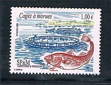 St Pierre et Miquelon 2008 Aquaculture/Fish SG 1058 MNH