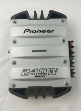 Pioneer GM-X372 Bridgeable 2-Channel 50 Watts CAR AMPLIFIER Amp